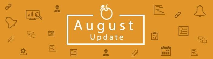 Orangescrum August Update