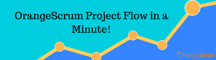 Orangescrum project flow