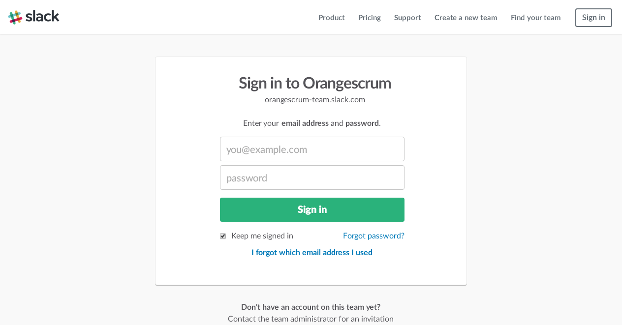 Slack Integration with Orangescrum project management