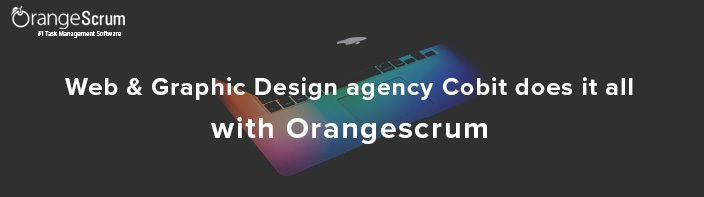 Web & Graphic Design Agency Cobit Manages all with Orangescrum Project Management Tool
