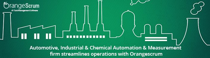 Automotive, Industrial & Chemical Automation & Measurement firm streamlines operations with Orangescrum