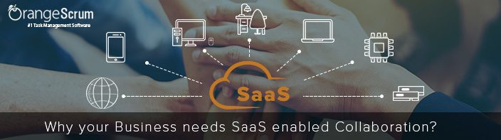 Why Business Needs SaaS Enabled Collaboration