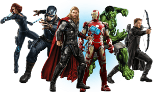 5 Team Work Lessons from Team Avengers