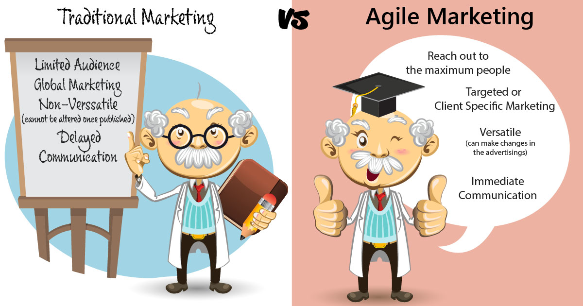 Agile vs Traditional