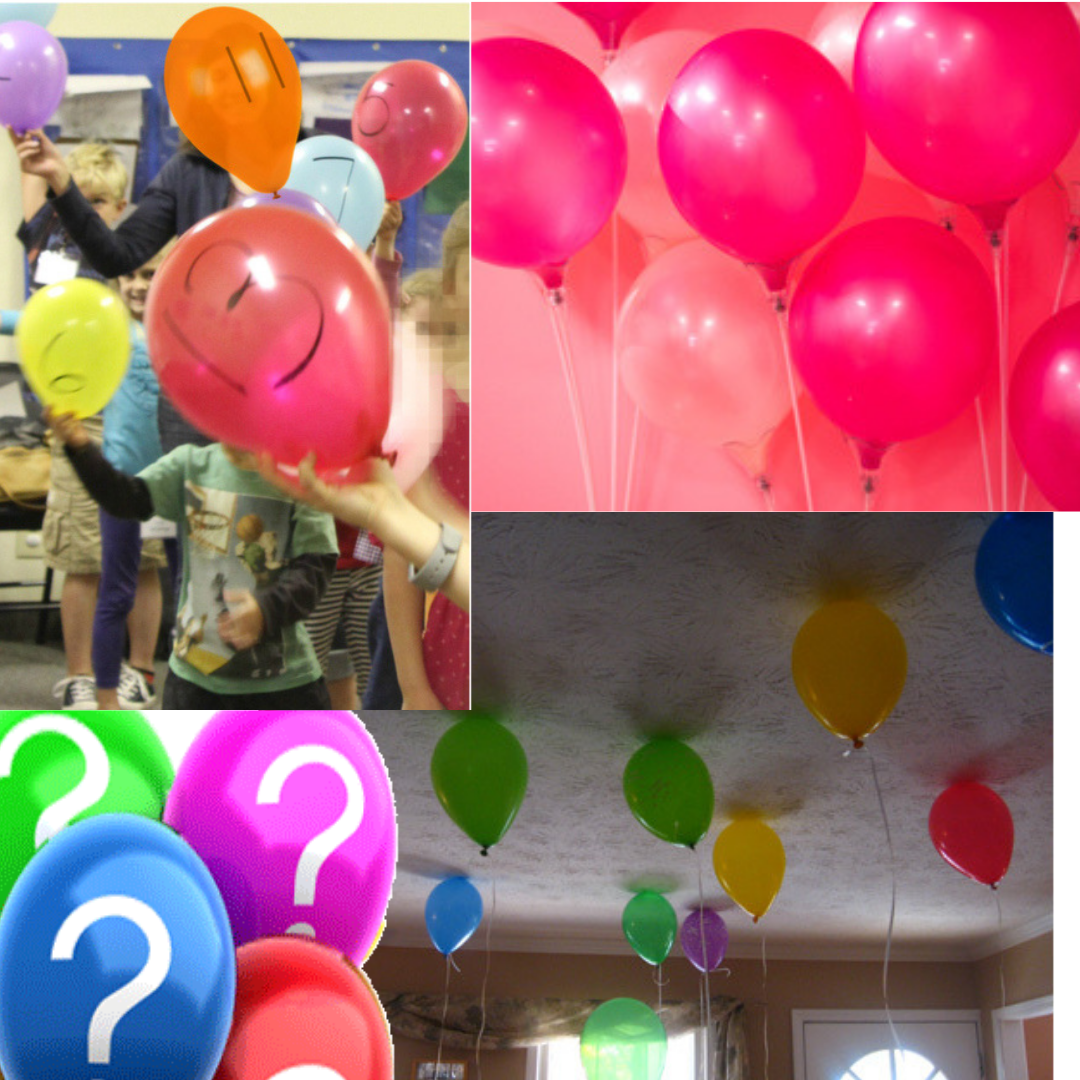 Baloon Questions