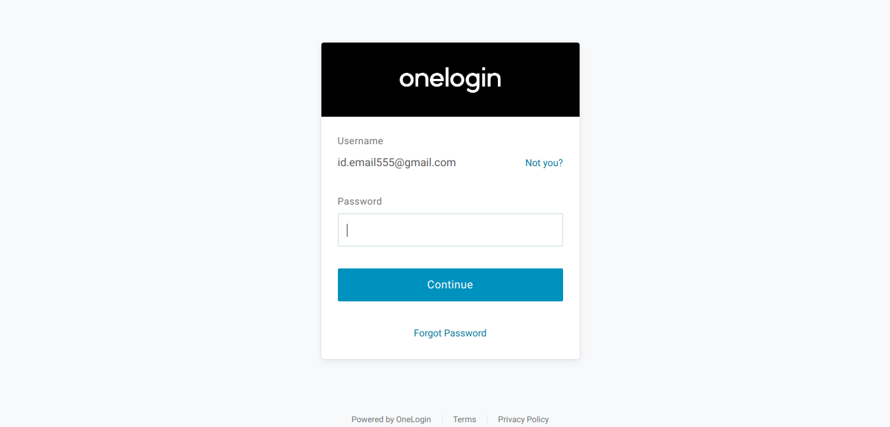 Enabling Strong Authentication with Single Sign-on Add-on