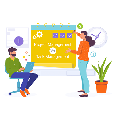 Project Management vs Task Management: What Works Best for You
