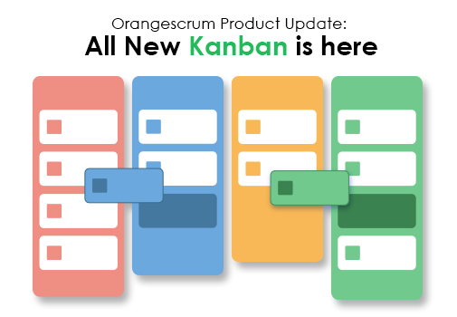 Orangescrum Product Update: All New Kanban is here