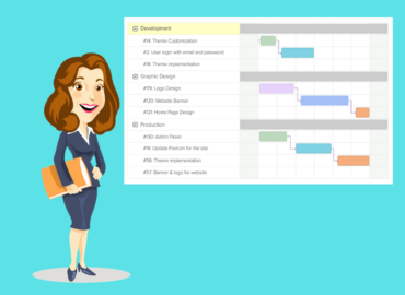 Gantt Chart - How it Works in Project Management1