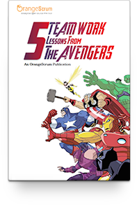 Five Team Work Lessons from the Avengers