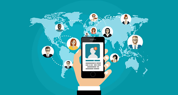 Remote Teams spread across geographies and time zones