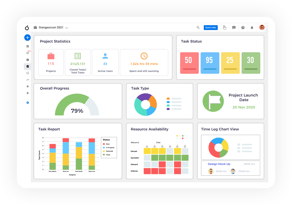 All-in-One Program Management Software